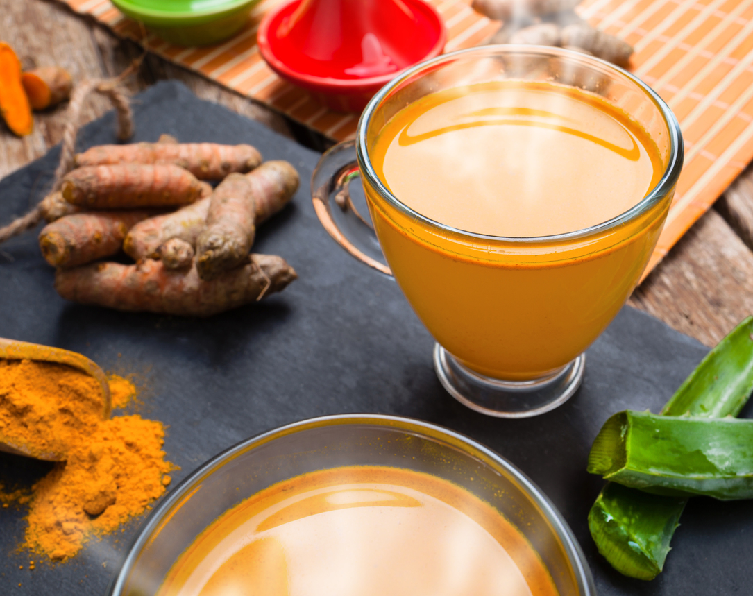 Make your own Turmeric Latte and enjoy it