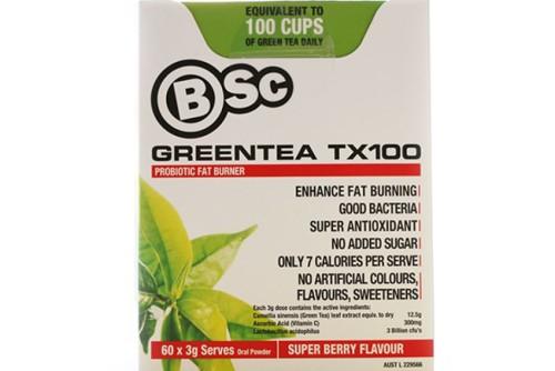 green tea supplemnt